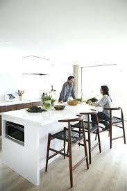 cuisine ikea en l chaise ilot cuisine bar central haute eliptyk