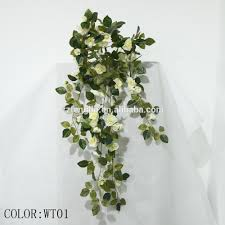 high quality real touch artificial flower vine wholesale