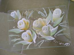 Glass Painting Crafts Pinterest Paintings Glass And