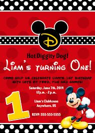 mickey mouse pool party birthday invitations partyexpressinvitations