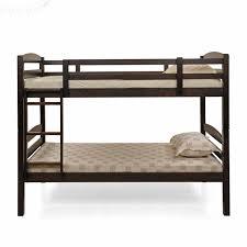 Buy Bunk Bed Online India Buy Royaloak Costa Bunker Bed By Online In India Bedroom Beds