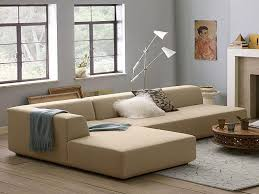 Apartment Sectional Sofas How To Place And Improve The Look Of Small Sectional Sofa In Your