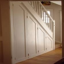 Stair Base Molding by How To Add A Closet With A Hidden Door Under A Staircase In My