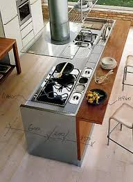 Gas Countertop Range Kitchen Cooktops Best 25 Kitchen Island With Stove Ideas On Pinterest Island