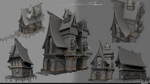 관련 이미지 prop pinterest woods concept art and game art