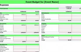 Event Budget Template Excel Event Budgeting Excel Template Excel Template Event Budgeting