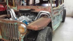 slammed willys jeep 48 willys wagon rat rod