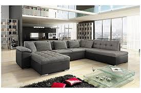 canape d angle 7 places canapé d angle panoramique alia en u 6 à 7 places fabrico