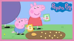 peppa pig peppa george u0027s garden episode