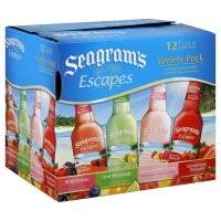 Bud Light 12 Pack Price Seagram U0027s Escapes Wine Coolers Variety 12pack 11 2oz Bottles Id