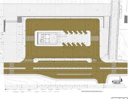 Bus Terminal Floor Plan Design Gallery Of Bus Station Of Rio Maior Domitianus Arquitectura 10