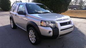 land rover freelander 2005 picture of 2005 land rover freelander 2 dr se3 awd suv exterior 85564