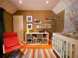 Gender Neutral Bedroom - colorful gender neutral nursery hgtv