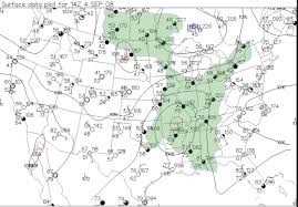 Surface Weather Map Past Links For Metr 356 Fall 2007