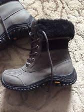 ugg adirondack boot ii 1906 s boots ugg s adirondack boots ii in black 7 ebay