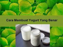 cara membuat yoghurt yang kental cara membuat yoghurt yang benar youtube