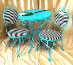 Large Bistro Table And Chairs Bistro Table Set Image For Outdoor Patio And Chairs