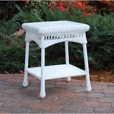 Ebay Wicker Patio Furniture - patio furniture and outdoor furniture patio end tables outdoor
