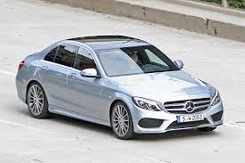 New C 2015 Mercedes Benz C Class W205 Completely Revealed Autoevolution