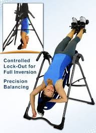 back relief inversion table get a complete back pain relief at home with this inversion table