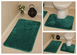 Green Bathroom Rugs Teal Bathroom Rugs Home Design Ideas And Pictures