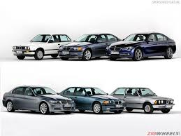 the history of bmw cars the bmw 3 series a history of the sports sedan motoviews