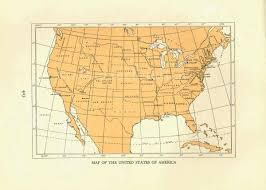 United States Map Missouri by Old Us Map Maps Pinterest Spain 16 And United States Map Old