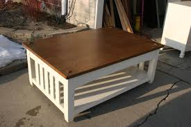 Coffee Table Storage by Distressed Wood Coffee Table Large Size Of Living Roomliving Room