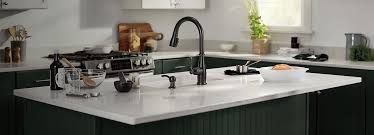 kitchen cabinet sink faucets peerless faucet