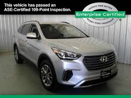 used 2017 hyundai santa fe for sale in san antonio tx edmunds