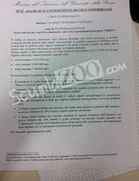 test d ingresso economia aziendale seconda prova per istituto giuridico aziendale economia aziendale