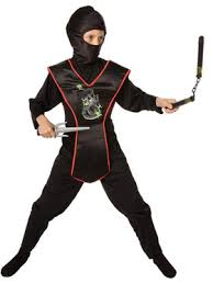 Ninja Halloween Costume Kids Boys Ninjas Costumes Kids Ninjas Halloween Costume Boy