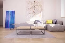 hellgraues sofa bilder für wohnzimmer 20 tipps und moderne gestaltungsideen