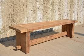 long wooden bench entryway bench with shoe storage rustic images