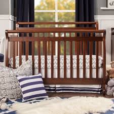 Emily 4 In 1 Convertible Crib Davinci Emily 4 In 1 Convertible Crib With Toddler Rail Baby