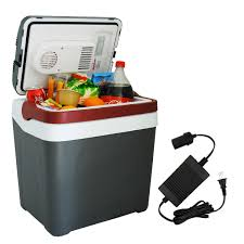 Coleman Stainless Steel Cooler Costco by Koolatron P25 C Fun Kool 24 L 26 Qt Electric 12 V Cooler