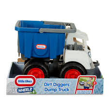 dirt diggers 2 in 1 haulers dump truck little tikes