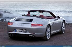 porsche cabriolet 2014 ausmotive com detroit 2012 porsche 911 carrera cabriolet