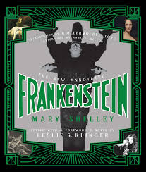 review mary shelley u0027s new annotated frankenstein the washington post