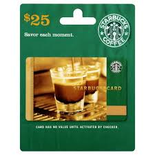 starbuck gift cards starbucks gift card