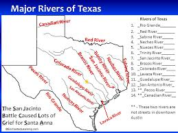 Texas rivers images Rivers and cities of texas ppt download jpg