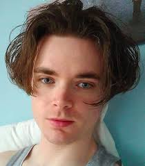 mens middle parting hairstyle men s middle part hairstyles google search hair pinterest