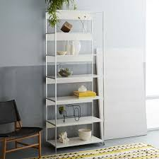 Bookshelves And Storage by Lacquer Storage Bookshelf 33