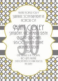 surprise party invitation 30th birthday invitation digial