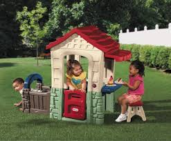 toddler outdoor playset frolic 4 wooden playset and swing set