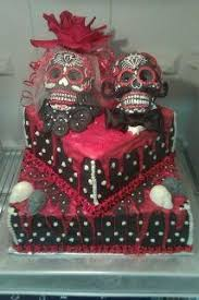 skull wedding cakes groom skull wedding cake
