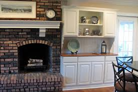 Kitchen With Fireplace Designs by Wall Fireplace Design In Small Kitchen Idea Kitchen With Wall
