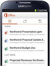 word for android word to your android microsoft now offers office mobile app for