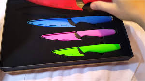 Ceramic Kitchen Knives Dalstrong Ceramic Knives Set Spectral Blades Youtube
