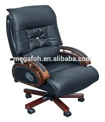 leather reclining office chair reclining office chair with